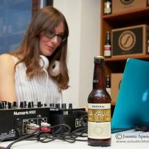 Inauguración Espacio cervezas La Salve